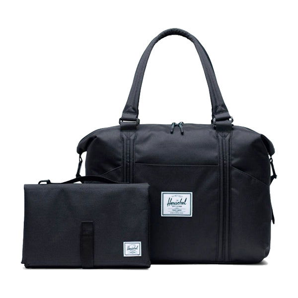 Herschel Supply Co. Diaper Bag - Strand Sprout - Black