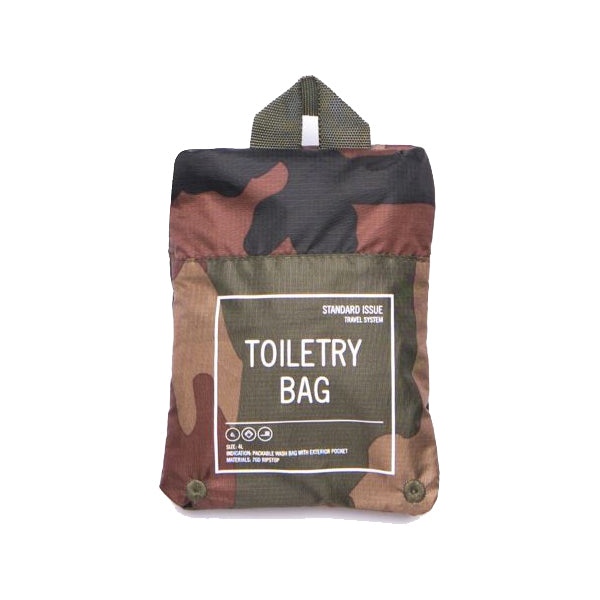 Herschel Supply Co. Toiletry Bags - Toiletry Bag - Woodland Camo