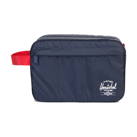 Herschel Supply Co. Toiletry Bags - Toiletry Bag - Navy/Red