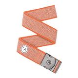 Arcade Belts Unisex Belts - Vagabond - Heather Orange