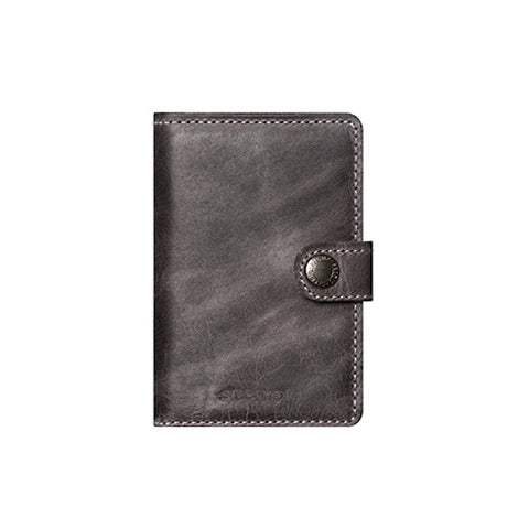 Secrid Unisex Wallets - Miniwallet - Vintage Grey