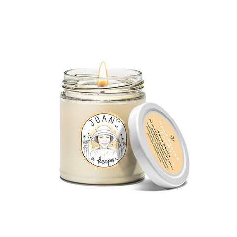 Joan's A Keeper Hand-Poured Candles - Warm Honey - 8oz