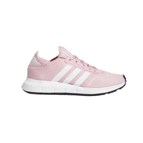 Adidas Youth Shoes - Swift Run X - Light Pink / Cloud White / Core Black