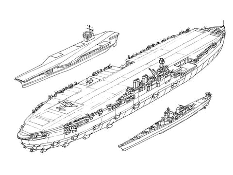 ice aircraft carrier