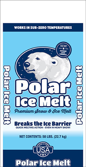 Bulk Polar Ice Melt