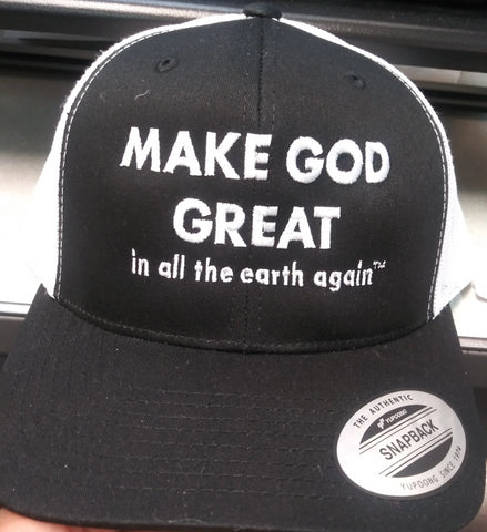 Make God Great Again hats