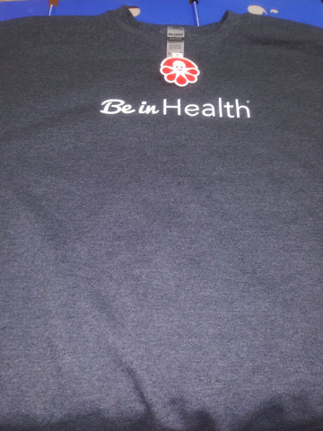 Be In Health Sweat-Shirts - Gray