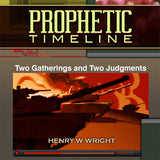 2 Gatherings and 2 Judgments CD by Dr. Henry W. Wright