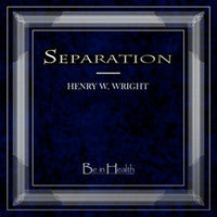 Separation CD by Dr. Henry W. Wright