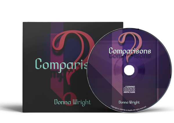 Comparisons by Donna Wright