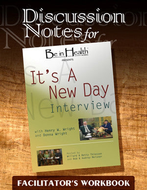 It's a New Day Facilitator's DVD Set by Dr. Henry W. Wright