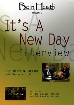 It's a New Day Interview DVD with Dr.Henry & Donna Wright