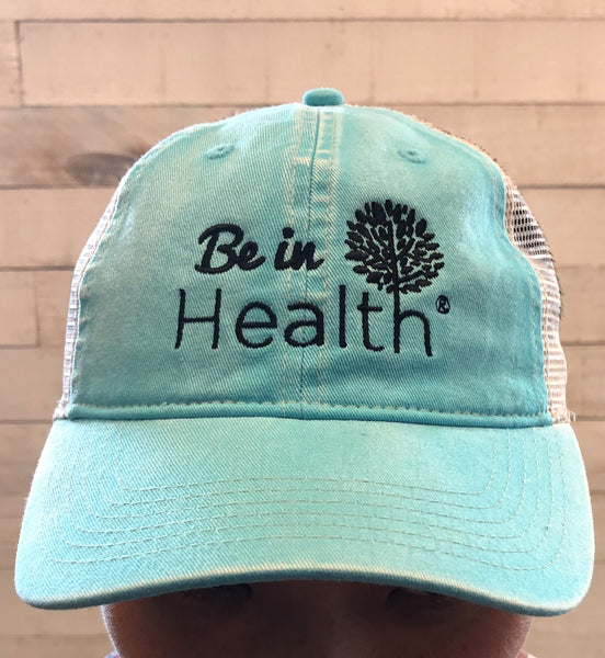 Be in Health Mesh Hat