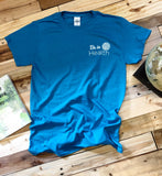 Be In Health Cotton T-Shirt - Tan, Blue, Pink or Black