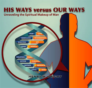 His Ways vs. Our Ways 10 disc CD set by Dr. Henry W. Wright