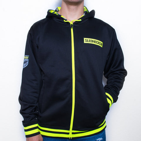 Destroy Water Resistant Zip-up Hoody
