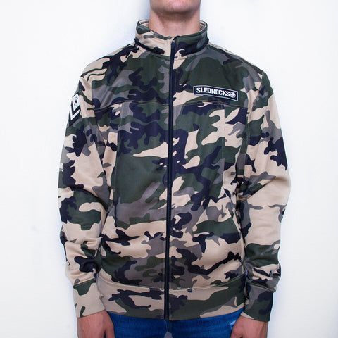 Commandant H2O Resistant  Zip-up Hoody