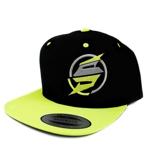 Edged Out Snapback Flat Bill