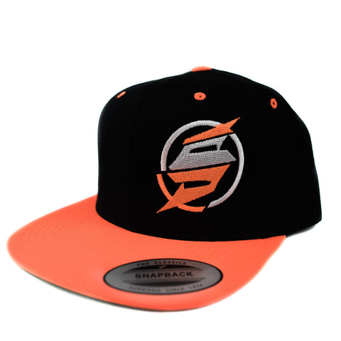 Edged Out Flat Bill Snapback