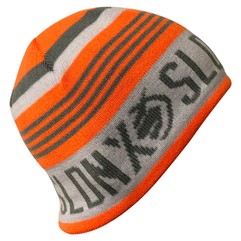 Slednecks Biggie Stripes Fleece Lined Beanie