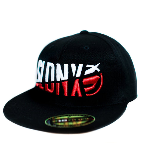Savage Flat Bill Fitted Hat