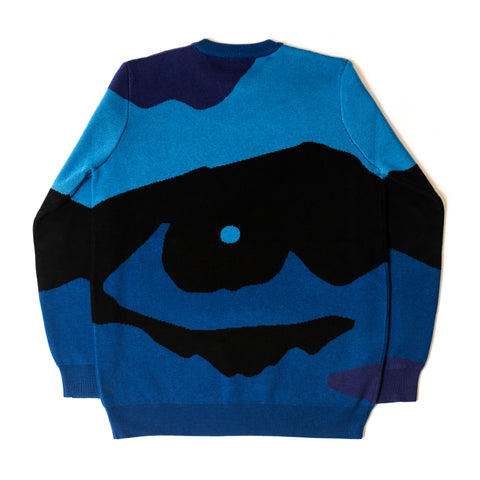 All Seeing Sweater