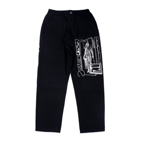 Organic Binary Work Pants