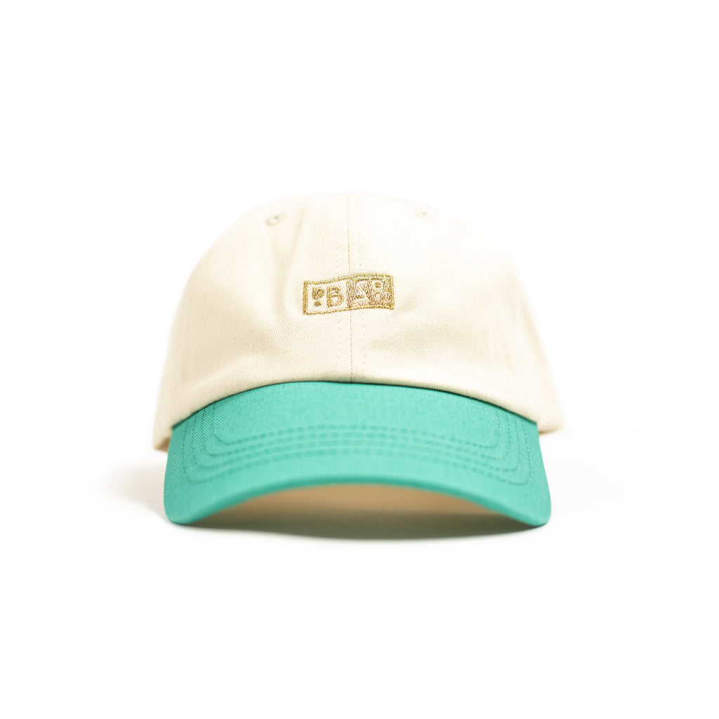 DBZD Cap Cream/Emerald