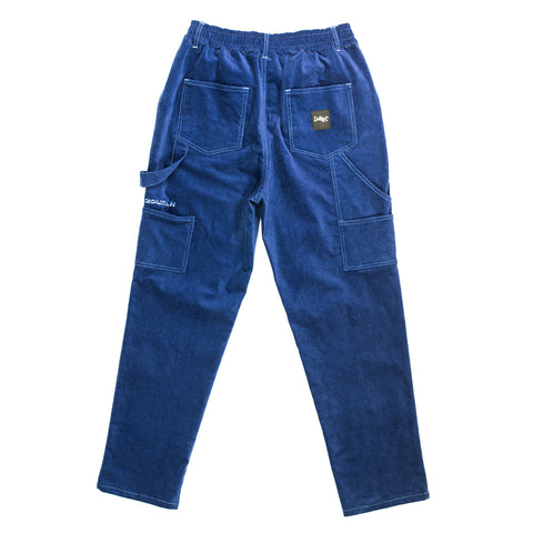Painter Pants Brushed Sapphire