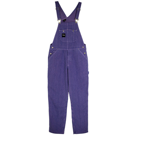 Parmaviolet Hickory Stripe Dungarees