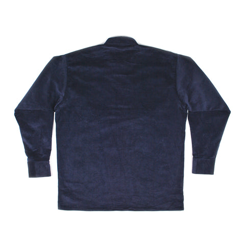 Zippy Blue Over-Shirt