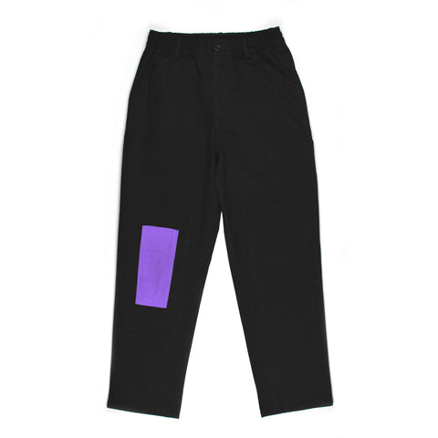 Triple Kneed Purple Painter Pants