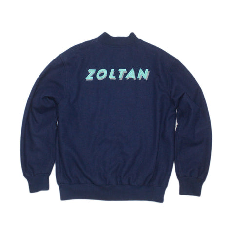 Zoltan Team Jacket Navy/Teal