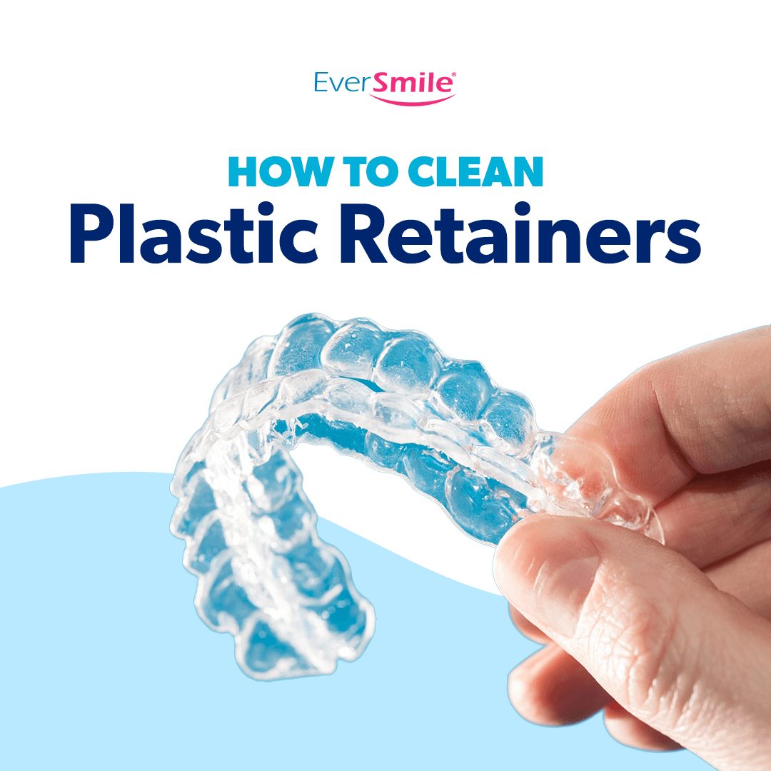 How to Clean Plastic Retainers