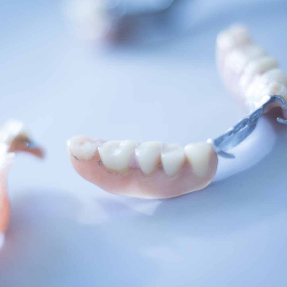 How to Clean and Care for Partial Dentures