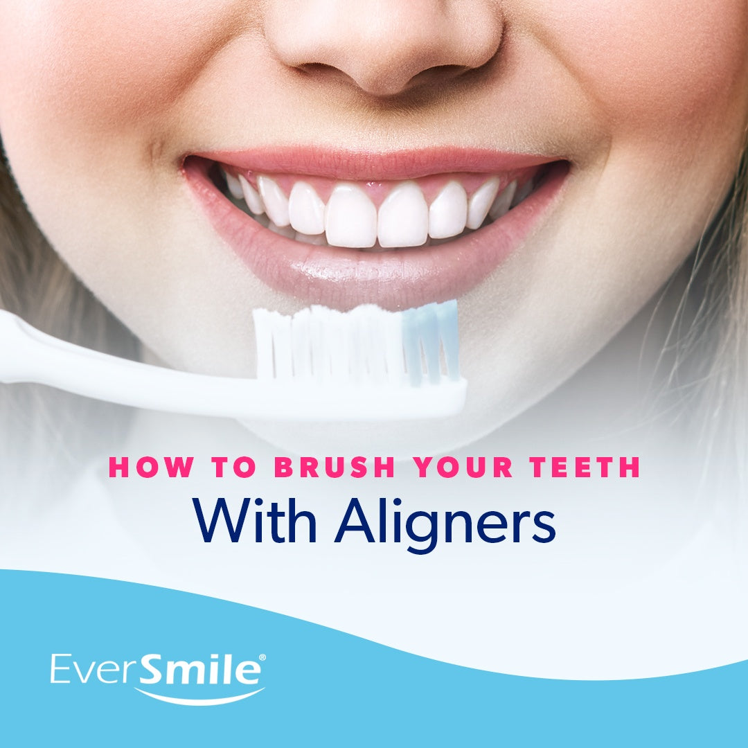 How to Brush Your Teeth With Aligners