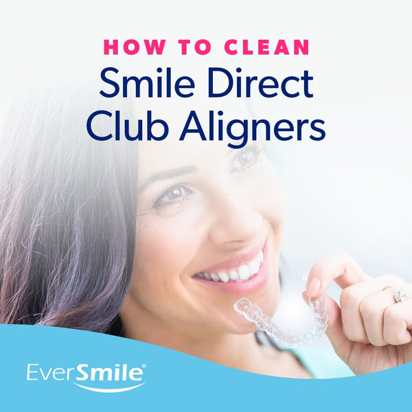 How to Clean Smile Direct Club Aligners