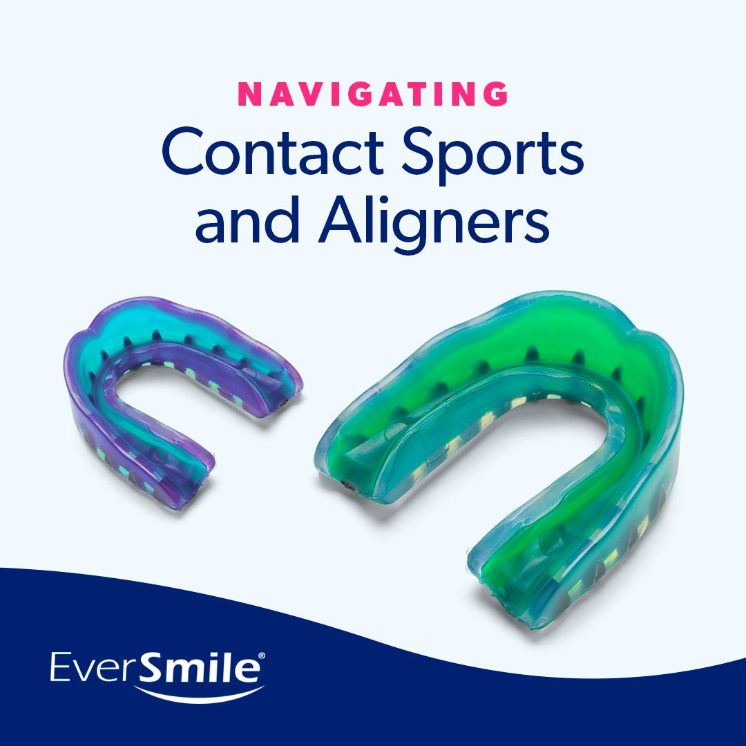 Navigating Contact Sports and Aligners