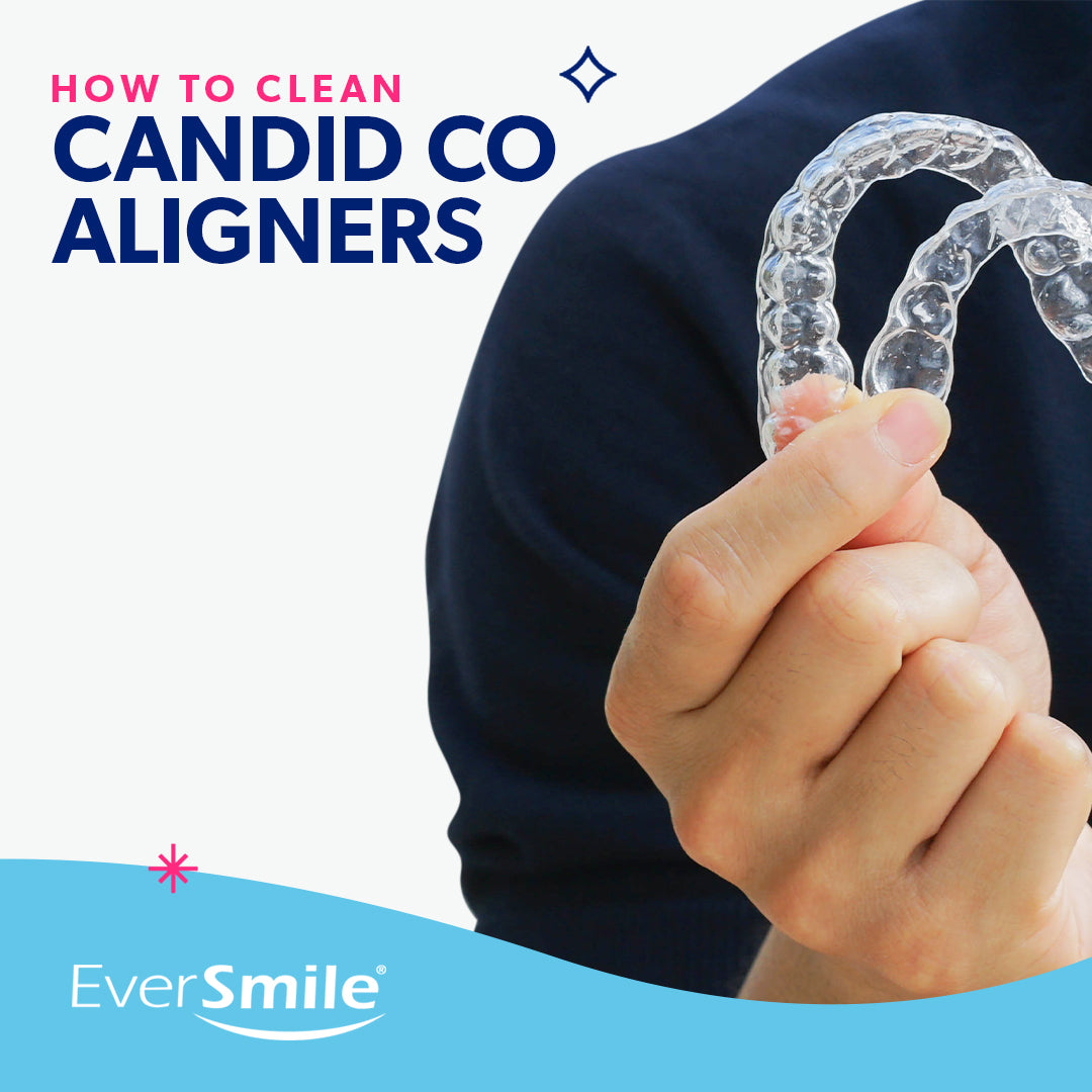 How to Clean Candid Co Aligners