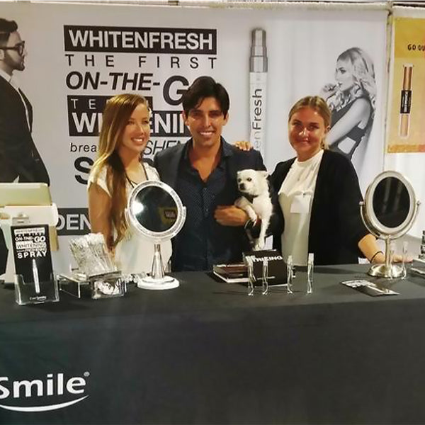 WhitenFresh Stuns the Esthetic Industry at International Congress of Esthetics