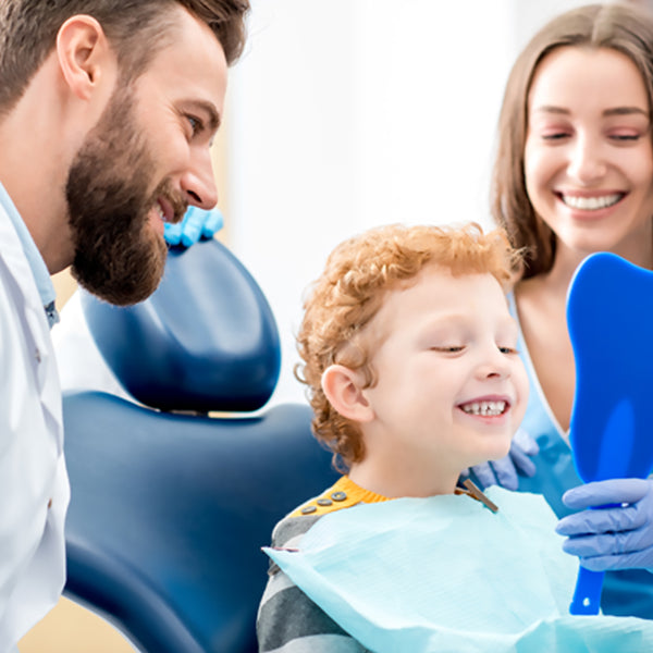 When should kids go to the orthodontist?