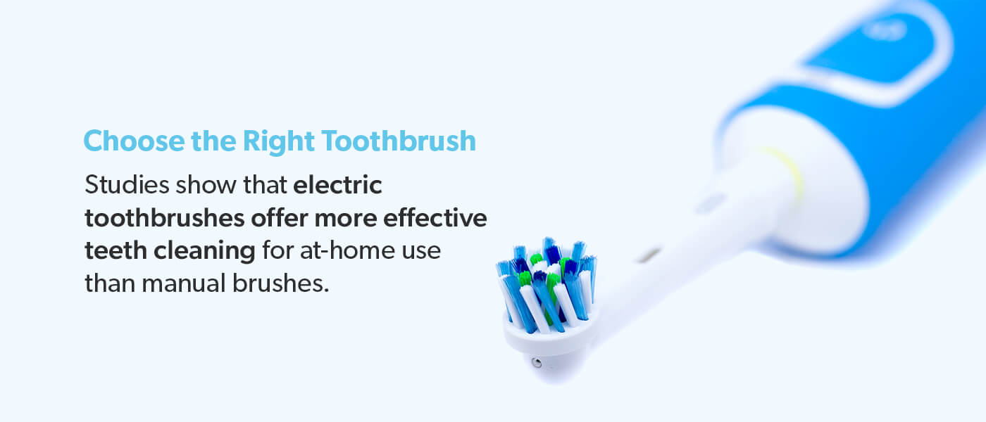 Choose the Right Toothbrush