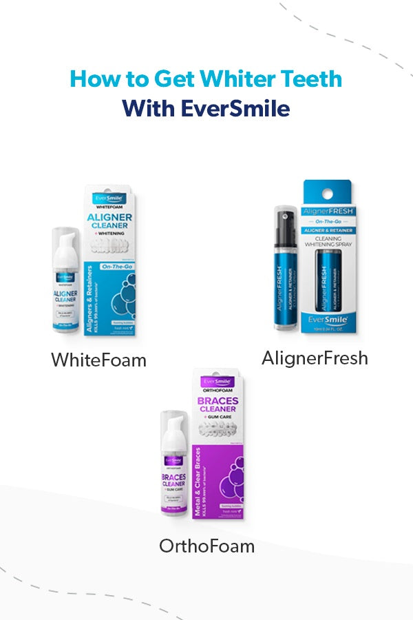 How to Get Whiter Teeth with EverSmile
