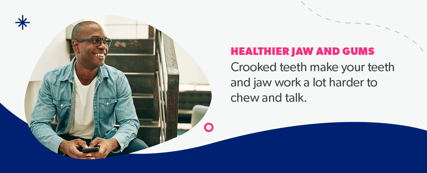 Healthier Jaw and Gums