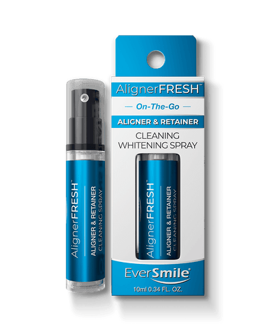 AlignerFresh For Clear Aligners & Retainers - EverSmile, Inc.