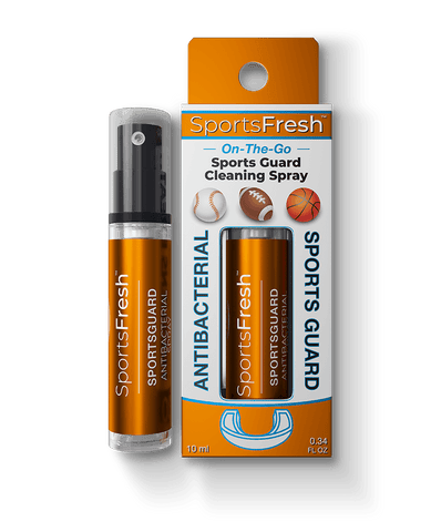 SportsFresh For Clear Aligners & Retainers - EverSmile, Inc.