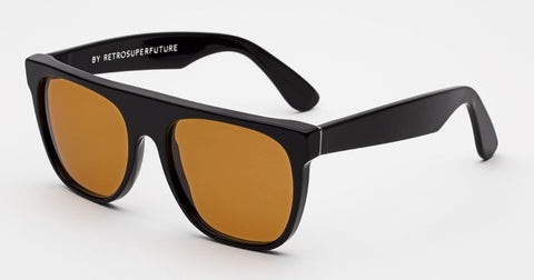 RetroSuperFuture Sunglasses Flat Top Pilot