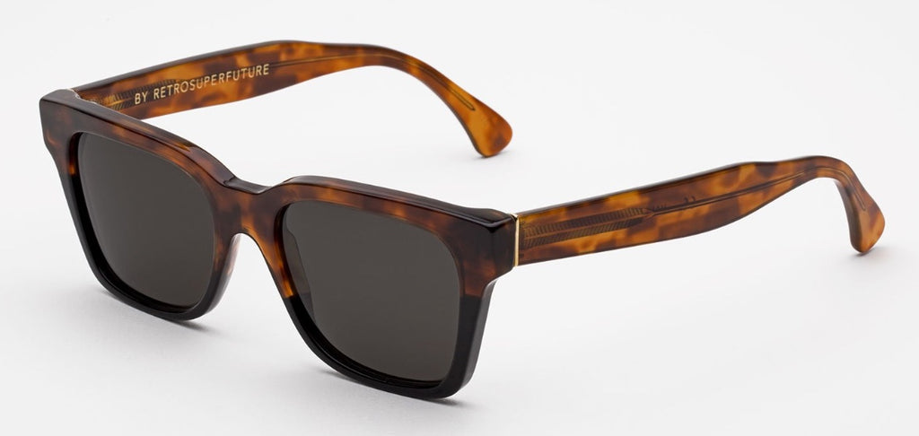 RetroSuperFuture Sunglasses America Havana&Black