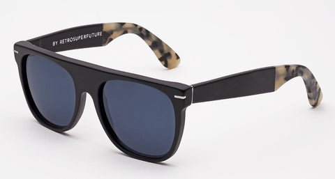 RetroSuperFuture Sunglasses Flat Top GhostRider