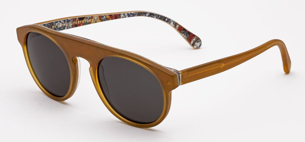 RetroSuperFuture Sunglasses Racer Marezzato